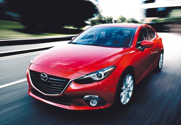 Mazda 3: дубль третий
