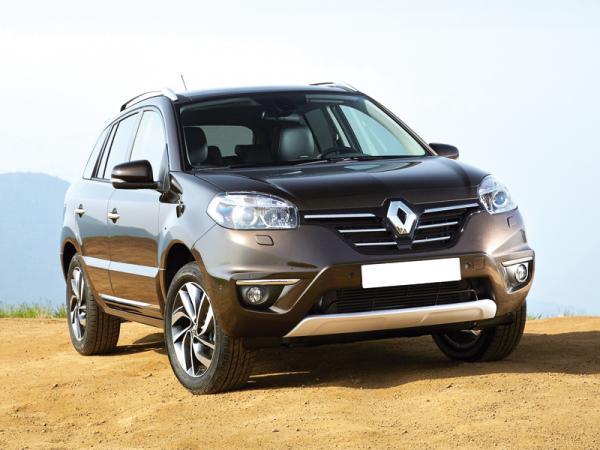Renault Koleos: обновление