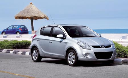 Hyundai i20: на смену Getz