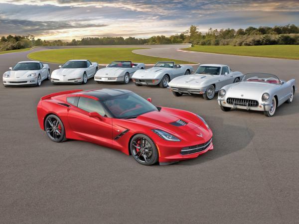 Chevrolet Corvette: седьмая глава легенды