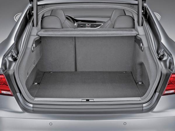 Audi RS7 Sportback: спортивный и практичный