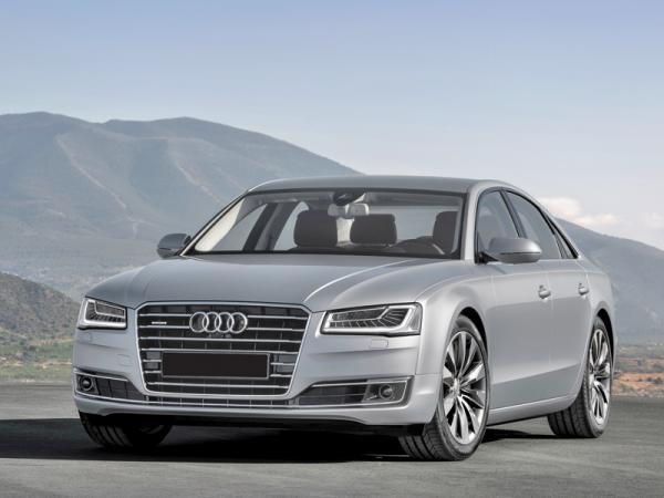 Audi A8: модернизация