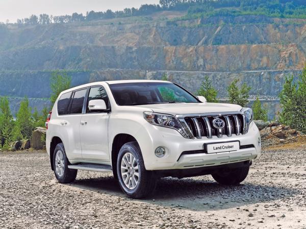 Toyota Land Cruiser Prado: освежение