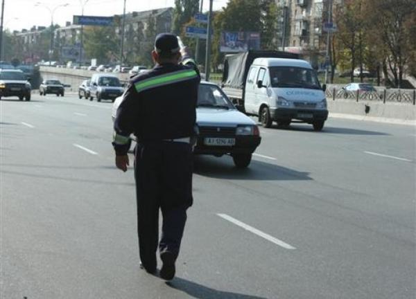 ГАИ будет проводить техосмотр на дорогах