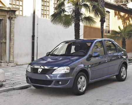 Dacia Logan: с приставкой New