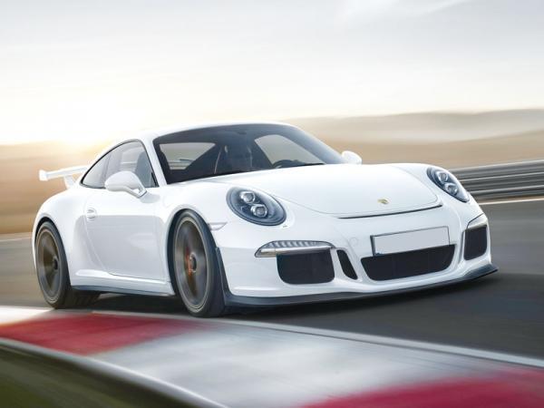 Porsche 911 GT3: «спортсмен» чистых кровей
