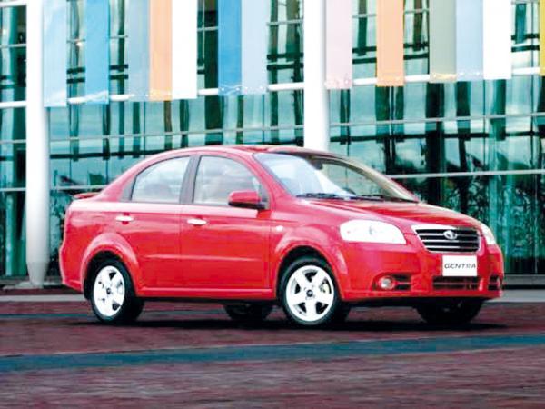 В Украине появится новая модель от Daewoo