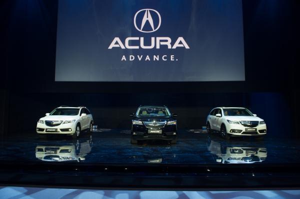 Автомобильный бренд Acura  официально выходит на украинский рынок