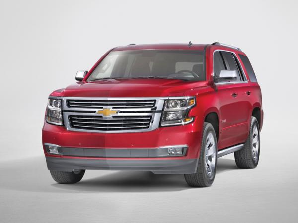 Chevrolet Tahoe: смена поколений