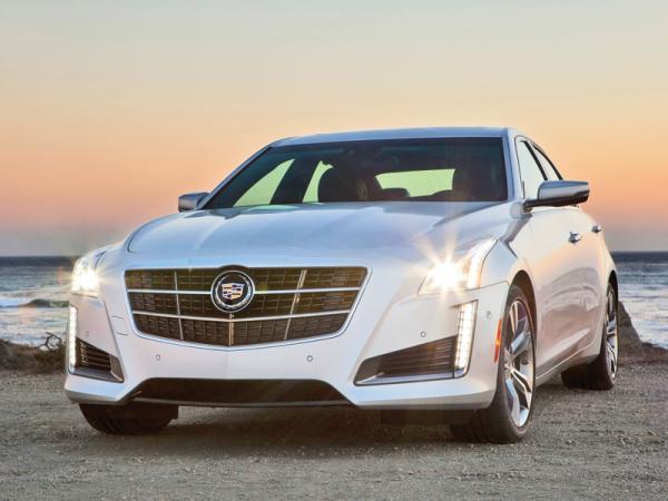 Cadillac CTS: третье пришествие