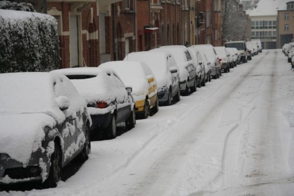 На период снегопадов для автомобилистов введут ограничения