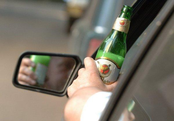 За «пьяное» вождение хотят забирать автомобиль