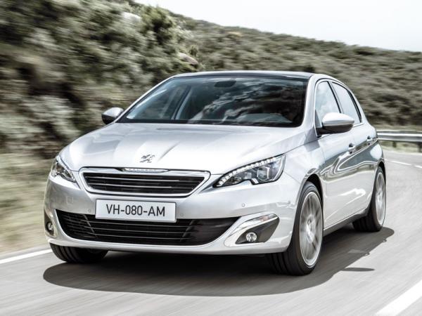 Peugeot 308: перерождение