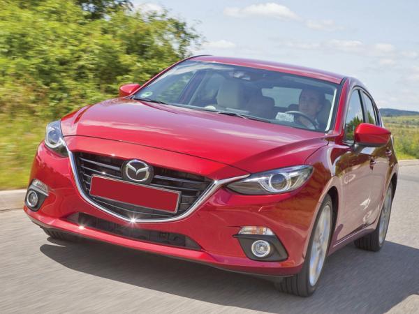 Mazda 3, Toyota Auris и Volkswagen Golf: новички С-класса