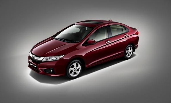 Мировая премьера четвертого поколения Honda City в Индии