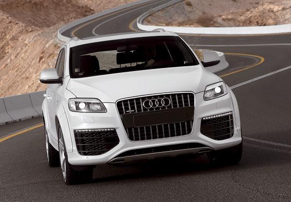 Audi Q7 V12 TDI: флагман модельного ряда