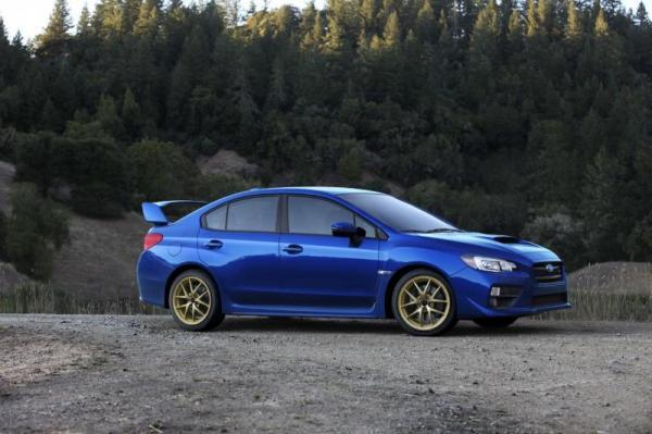 В Детройте представят Subaru WRX STI