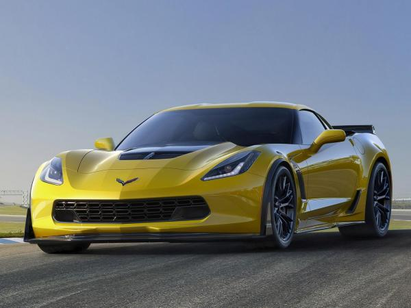 Самый мощный Chevrolet Corvette
