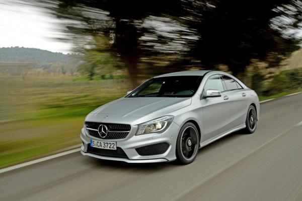 Mercedes-Benz выпустит две новые модели
