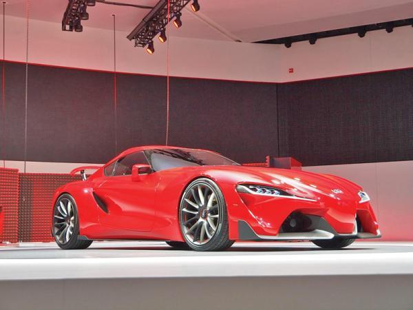 Детройтский автосалон-2014: бенефис мощных автомобилей (Часть 3)
