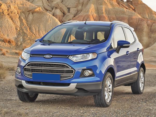 Ford EcoSport: наследник Fusion
