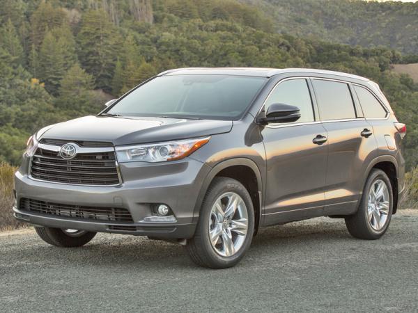 Toyota Highlander: возмужавший