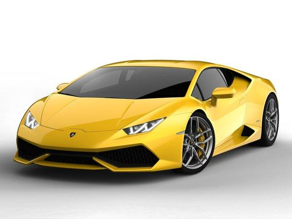 Lamborghini начинает продажи нового суперкара