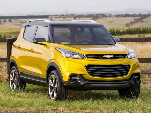 Chevrolet выпустит новый компактный кроссовер