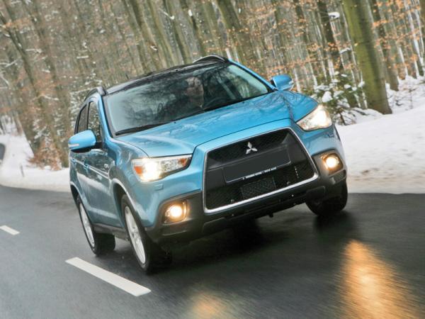 Mitsubishi ASX, Opel Mokka и Suzuki SX4: вседорожники для города