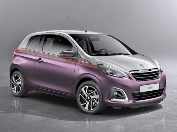 Peugeot 108: ставка на эмоции