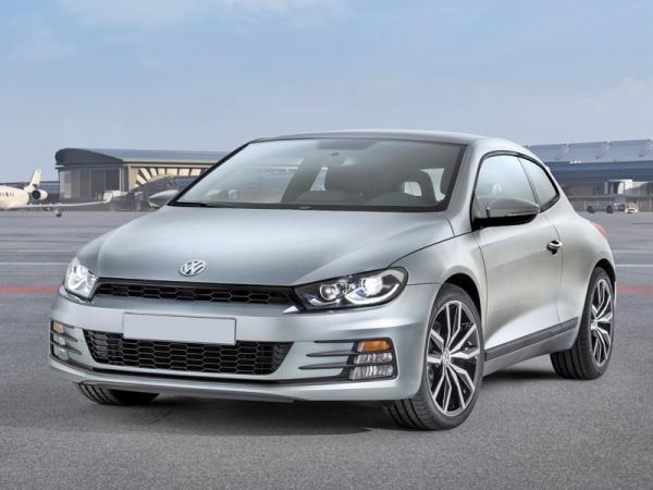 Volkswagen Scirocco: модернизация