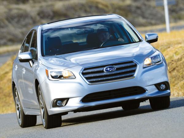 Subaru Legacy: подарок к юбилею