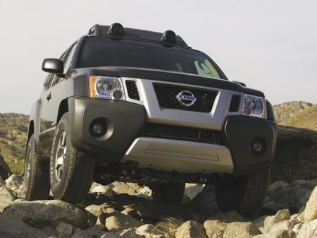 Nissan Xterra: обновление