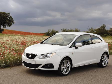 Seat Ibiza Sport Coupe: трехдверный вариант