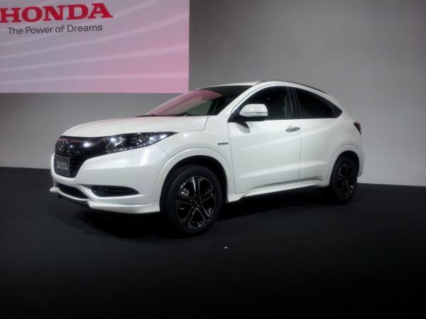 Honda HR-V: возвращение?