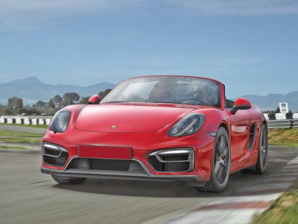 Porsche Boxster GTS: прибавка в мощности