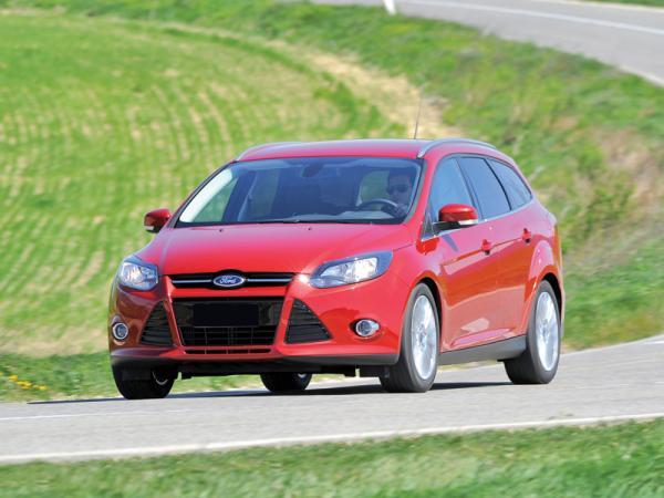Ford Focus Estate, Opel Astra Sports Tourer и Skoda Octavia Combi: практичность – во главе угла