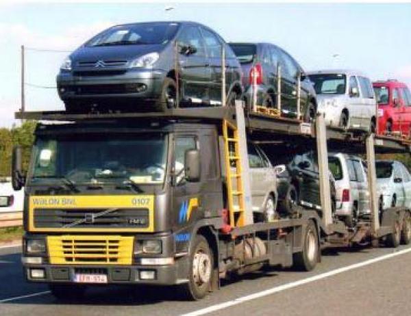 В Украине сократился уровень продаж новых автомобилей