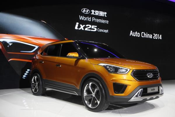 В Hyundai готовят компактный вседорожник