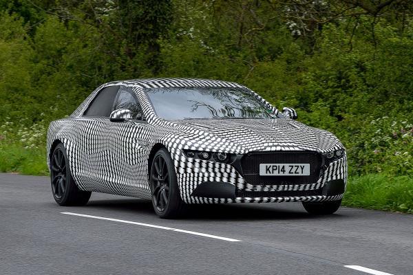Aston Martin готовит представительский седан