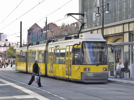 Берлин – однажды разделенный и вновь объединенный