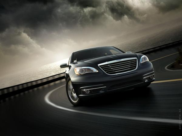 Chrysler налаживает выпуск «гибридов»