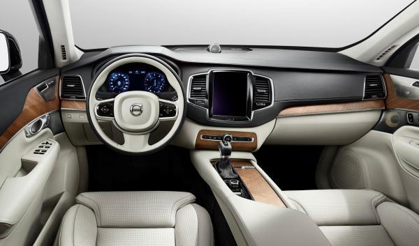 Новый Volvo XC90 появится осенью