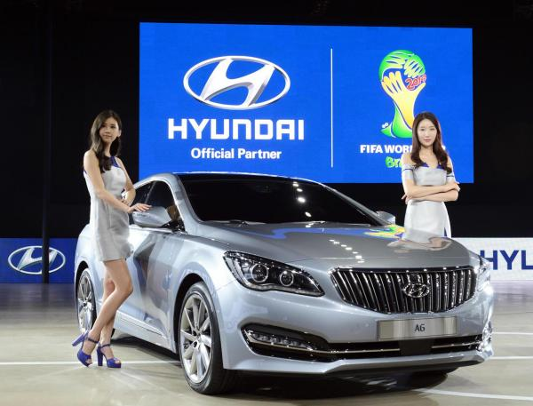 В Hyundai представили седан AG