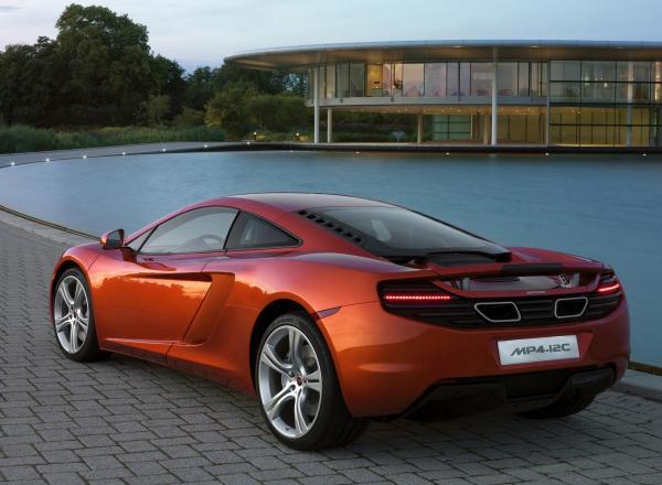 McLaren хочет перейти на выпуск «гибридов»