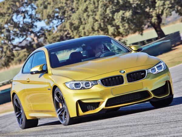 BMW M4: новое имя, знакомый характер