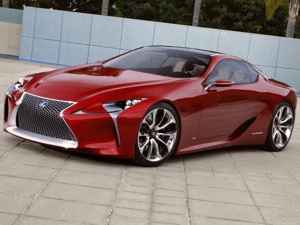 В Lexus возродят купе SC