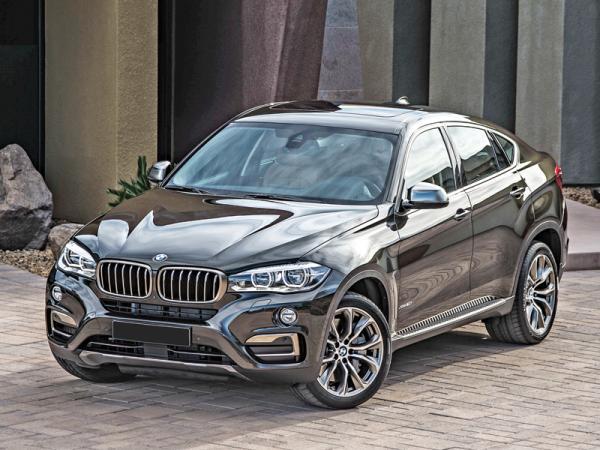 BMW X6: смена поколений