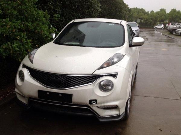 Infiniti породнился с Nissan Juke