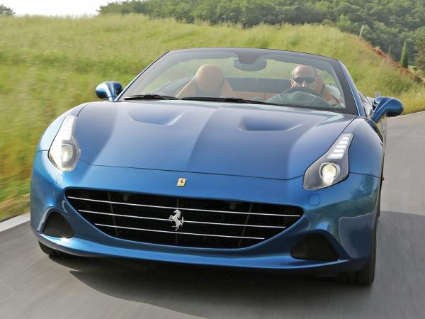 Ferrari California T: возвращение в турбо-эру
